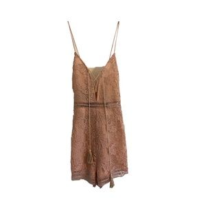 Misguided Romper Size 10